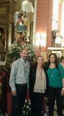 representación con San Miguel