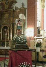 Se ve San Miguel en Dalías 2015