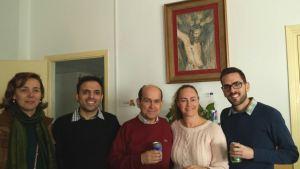 representación comida parroquial navidad 2015 bis2