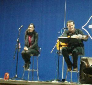 Concierto de Carmen Sara y Luis Guitarra