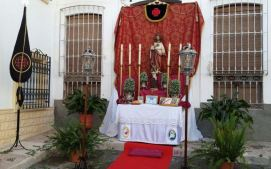 visión de todo el altar